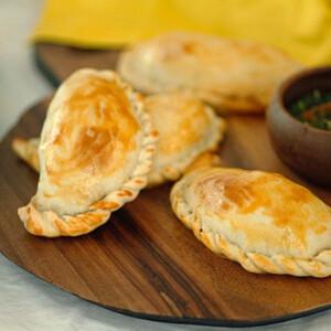 Marhahúsos empanadas