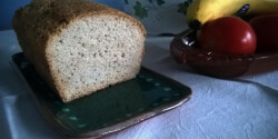 Paleo kókuszlisztes kenyér