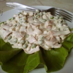 Kubai saláta