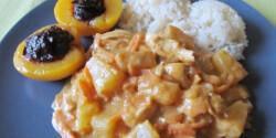 Ananászos csirkemell Helga konyhájából