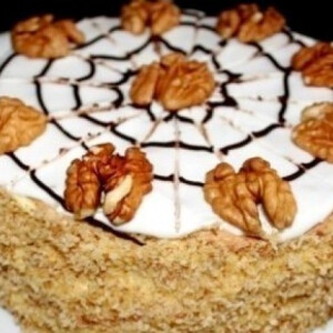 Eszterházy torta 4.