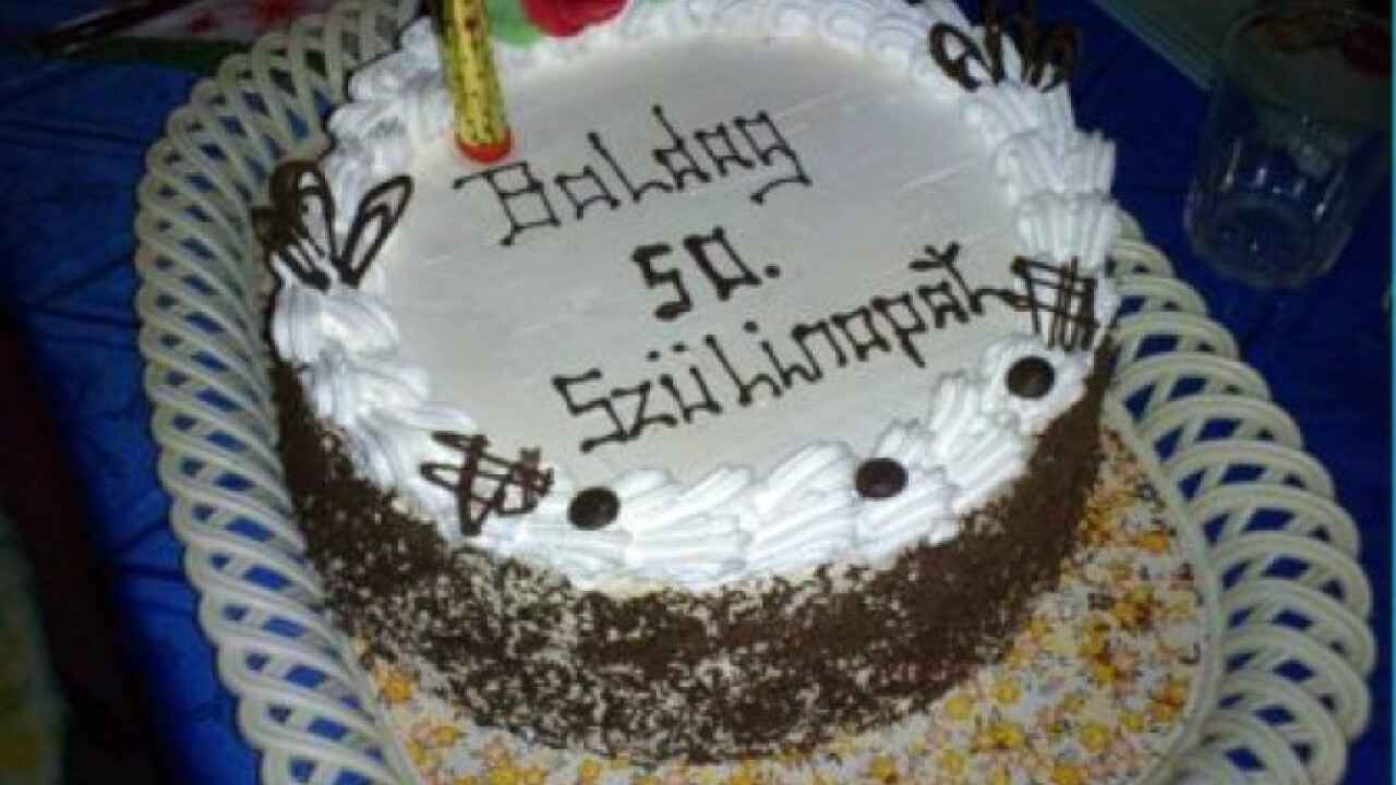 Kastély torta szöszi konyhájából
