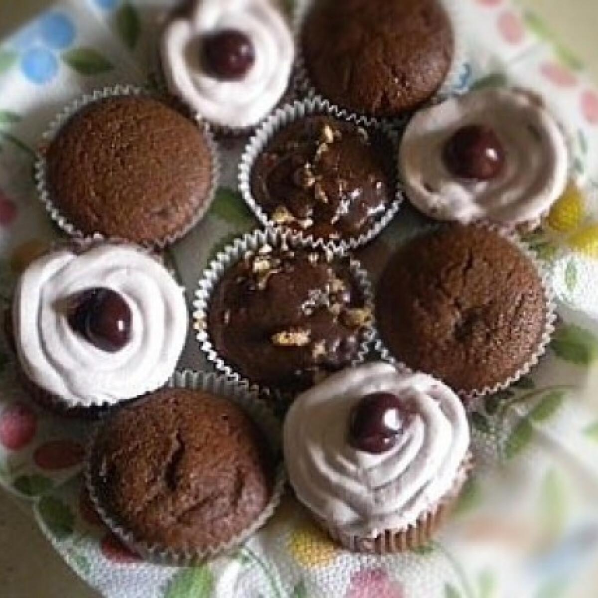 Ezen a képen: Variációk muffinra