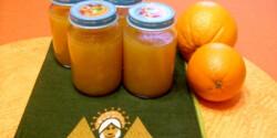 Narancslekvár Andi konyhájából