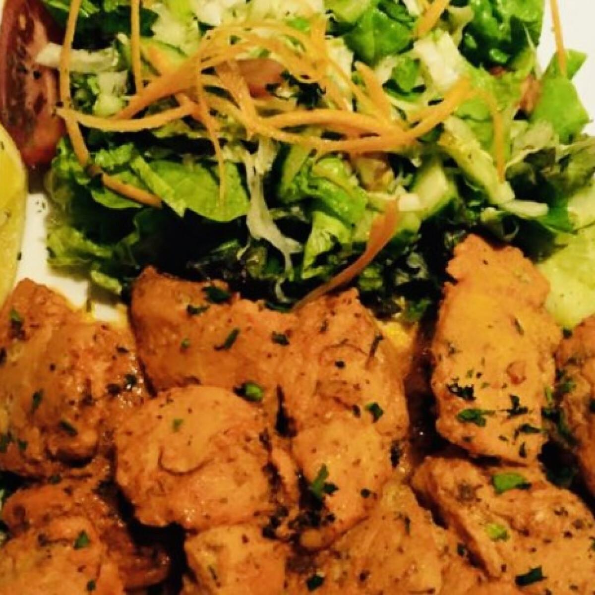 Pakora - indiai zöldségsnack