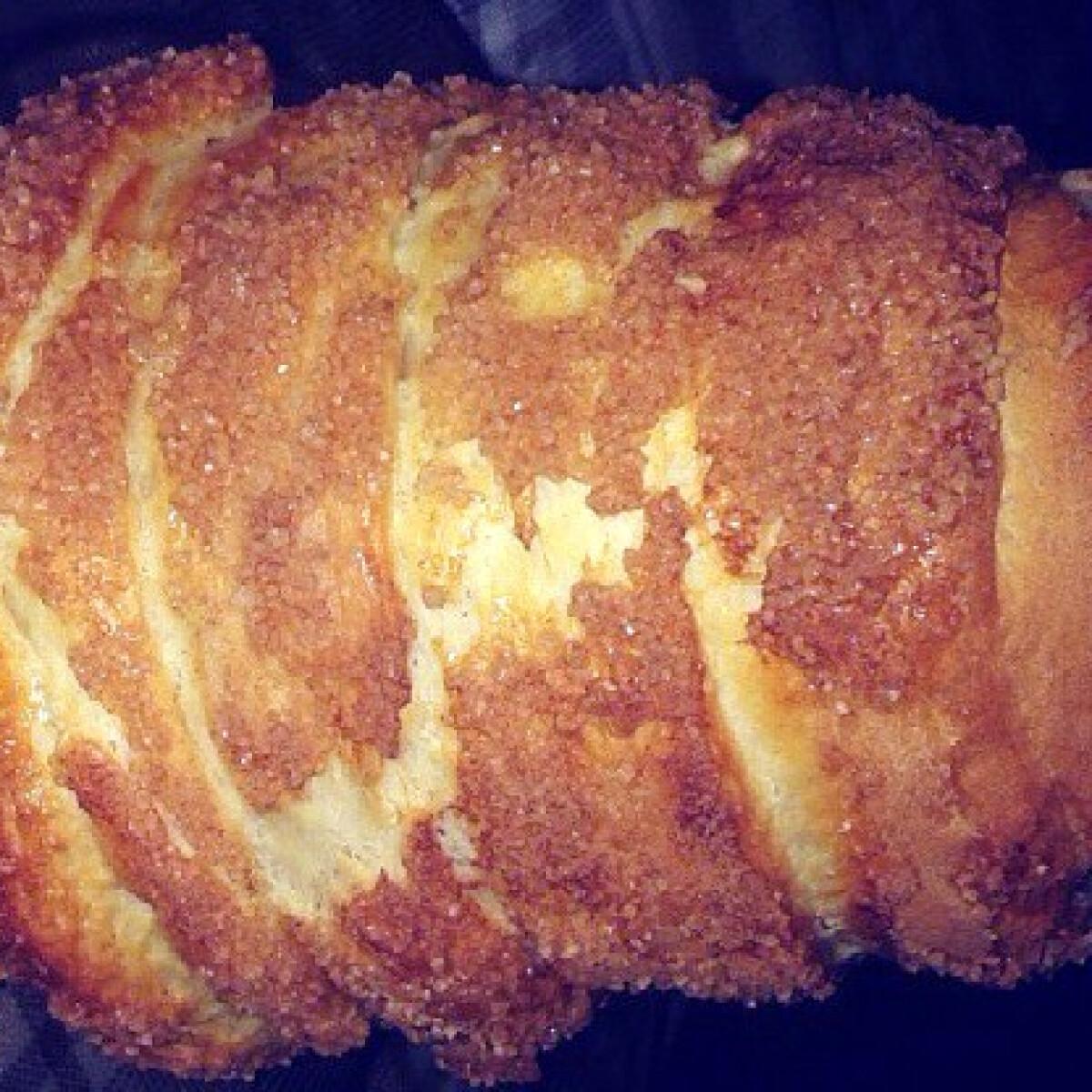 Ezen a képen: Fahéjas mini kürtőskalács