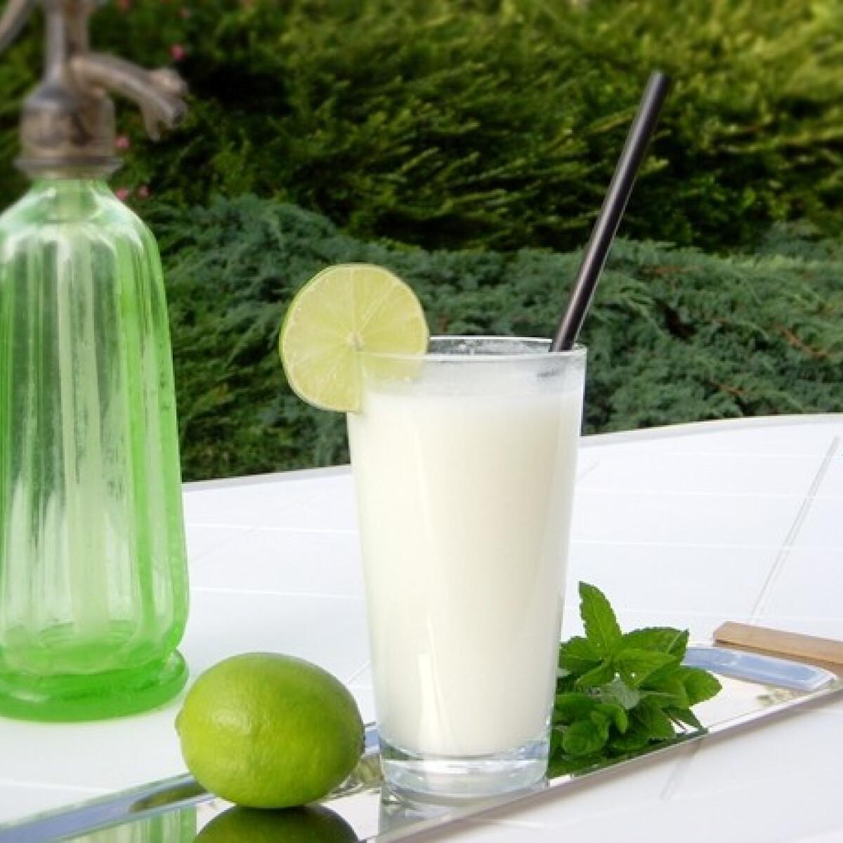 Ezen a képen: Brazil limonádé