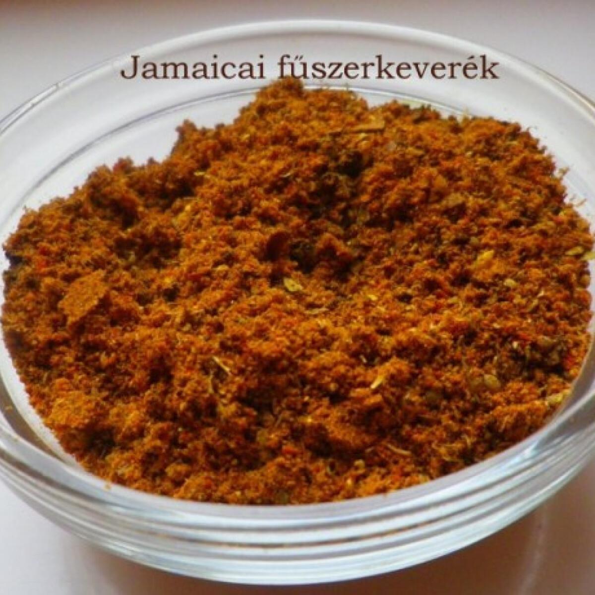 Ezen a képen: Jamaicai fűszerkeverék