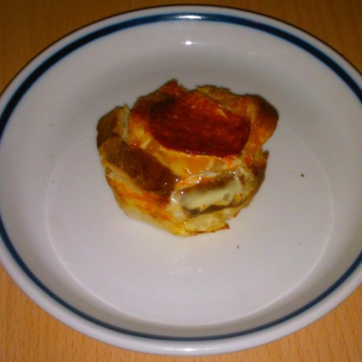 Falusi muffin Bütyök módra
