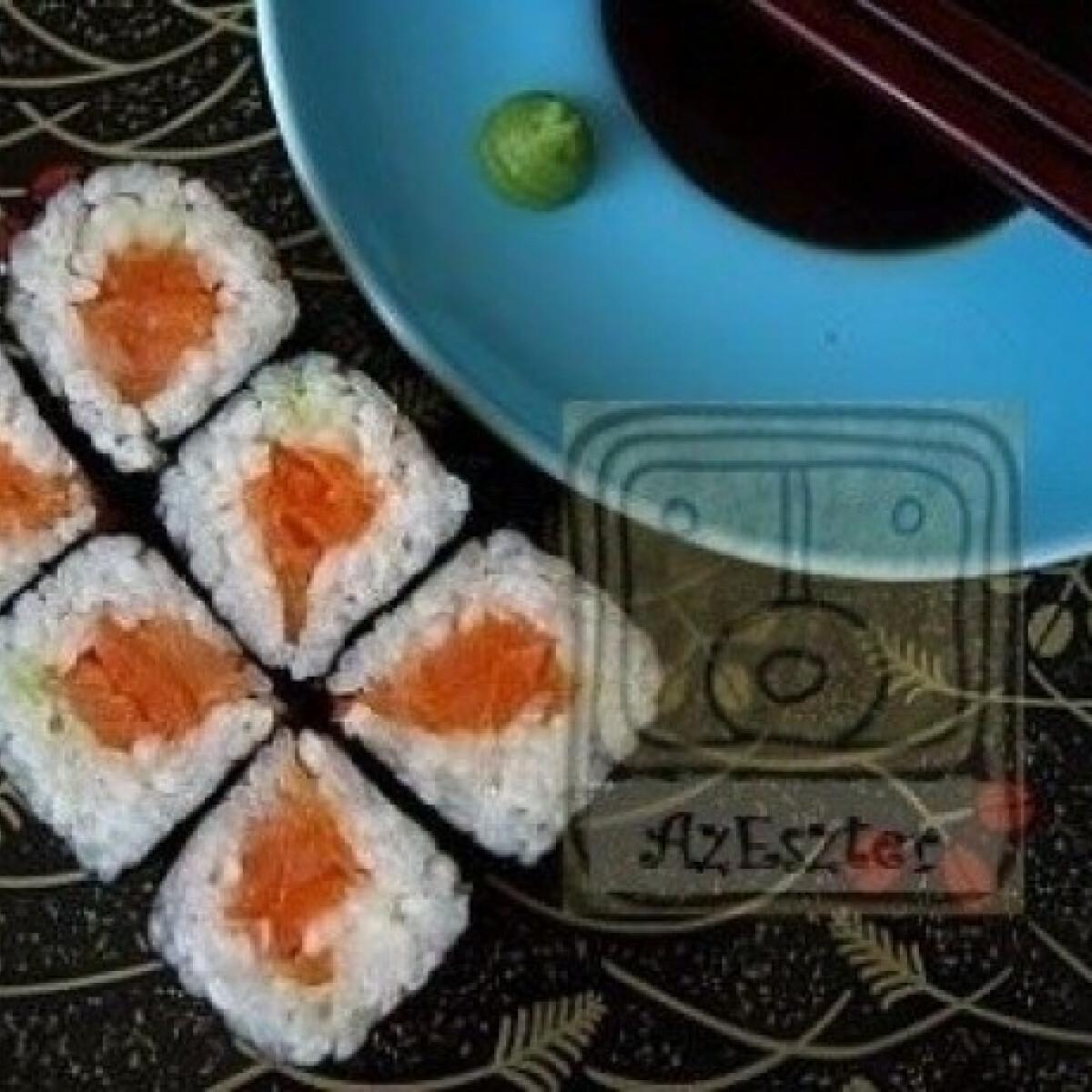 Ezen a képen: Sushi kezdőknek