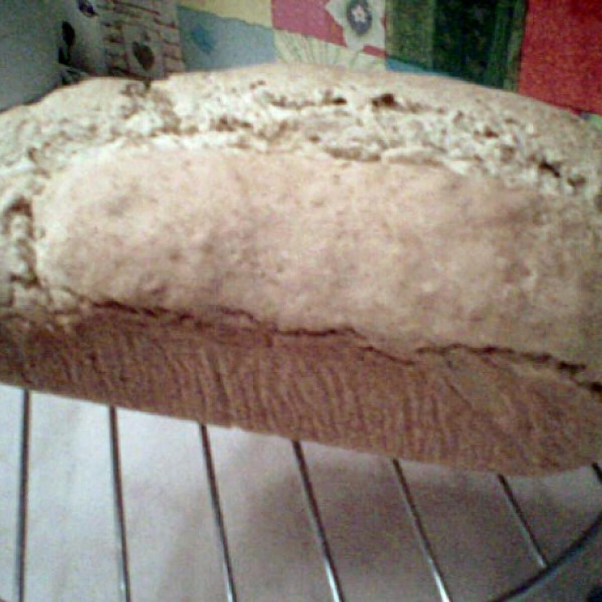 Ezen a képen: Durum kenyér élesztő nélkül