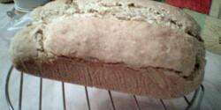 Durum kenyér élesztő nélkül