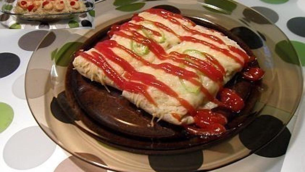 Mexikói palacsinta