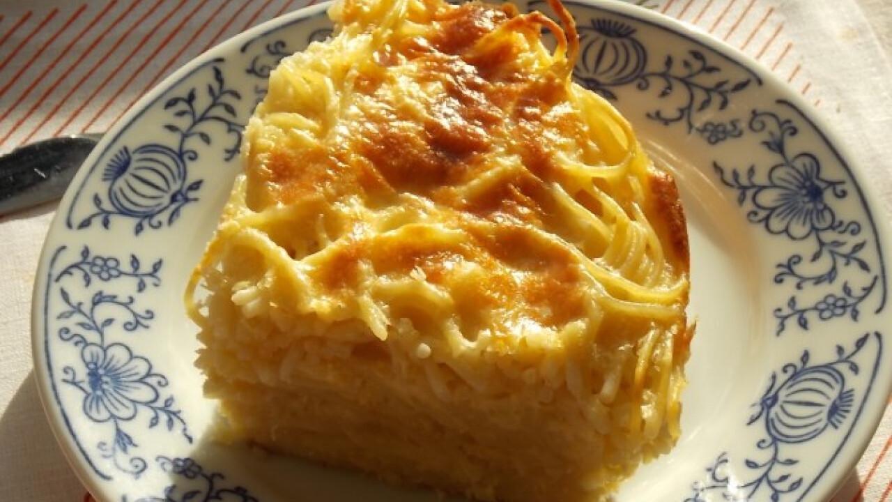 Bundázott spagetti