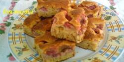 Epres-kapucsínós süti