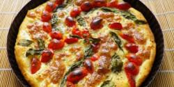 Margherita pizza ahogy Évi néni készíti