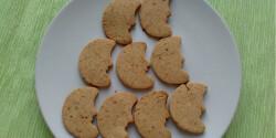 Vaníliás keksz glutén-, cukor-, tej- és tojásmentesen