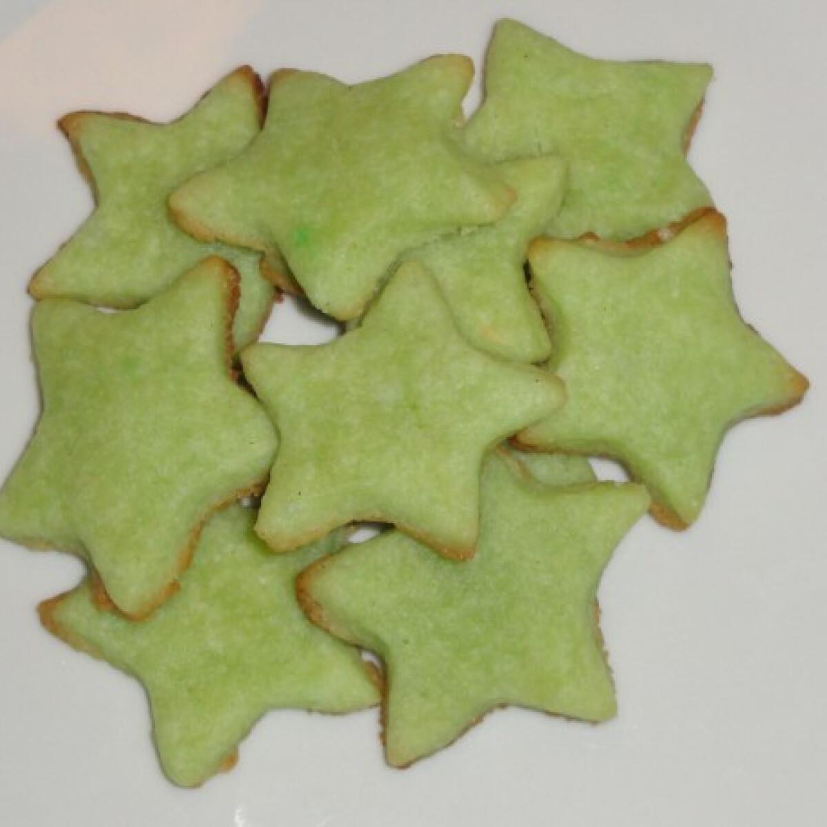 Ezen a képen: Laktózmentes mandulás keksz