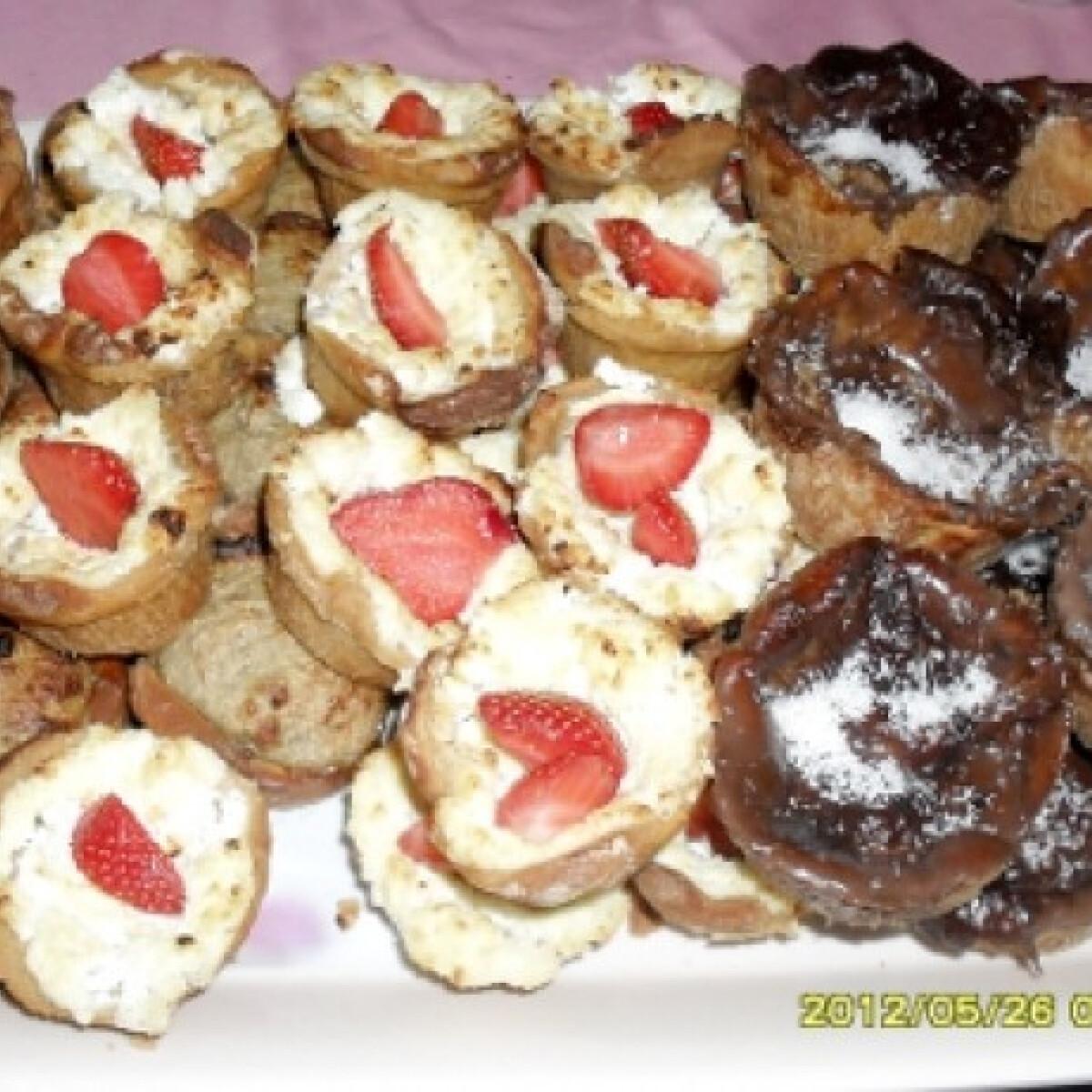 Ezen a képen: Diétás kosárkák
