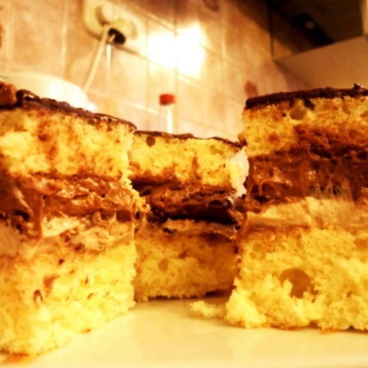 Ezen a képen: Kinder bueno sandraa konyhájából