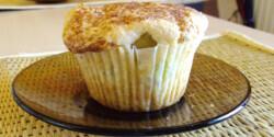 Rebarbarás muffin esz-ter konyhájából