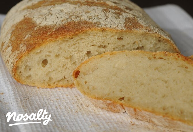Ezen a képen: Kovászos kenyér