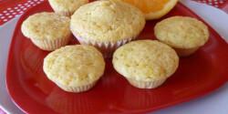 Narancs muffin