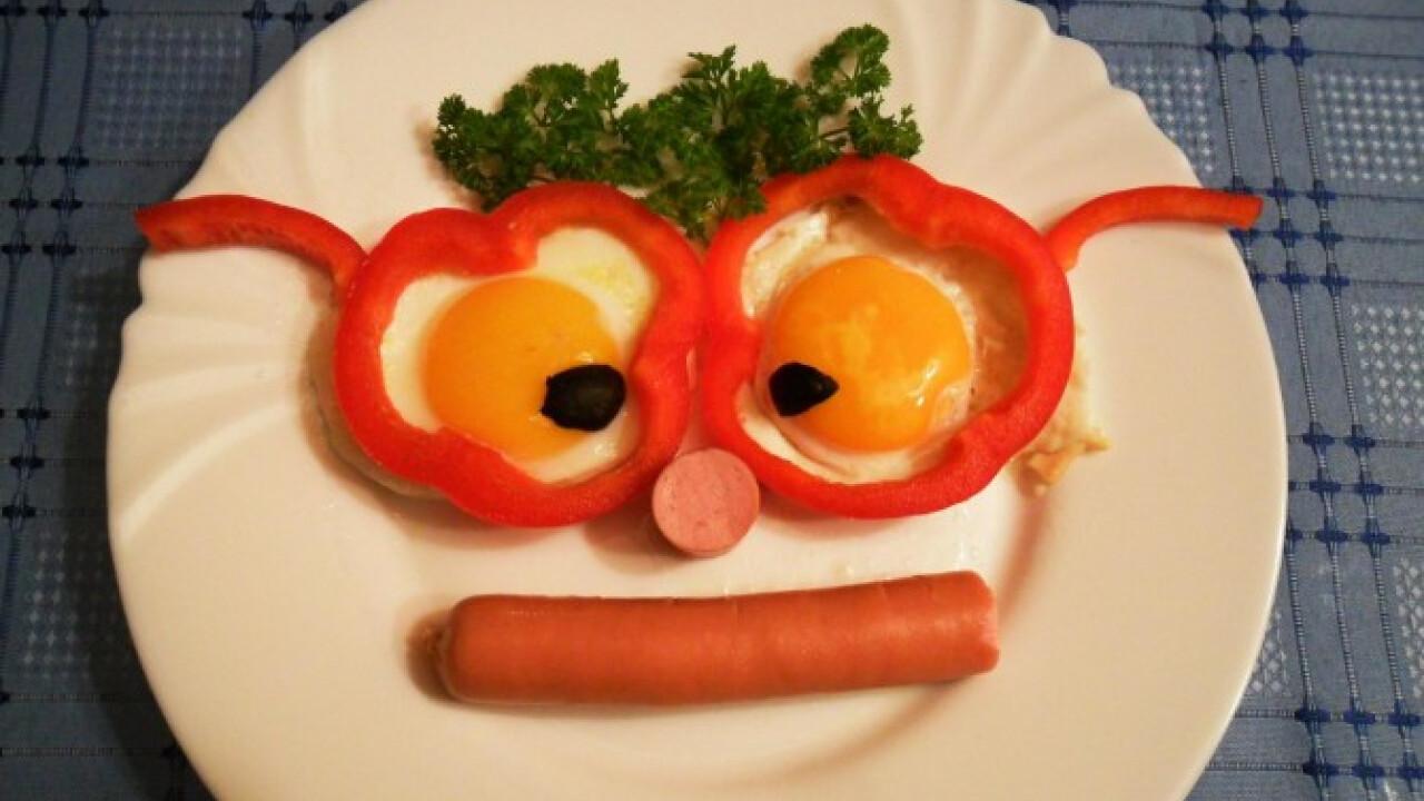 Mosolygós reggeli