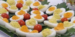 Színpompás tojások