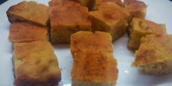 Banános-narancsos süti