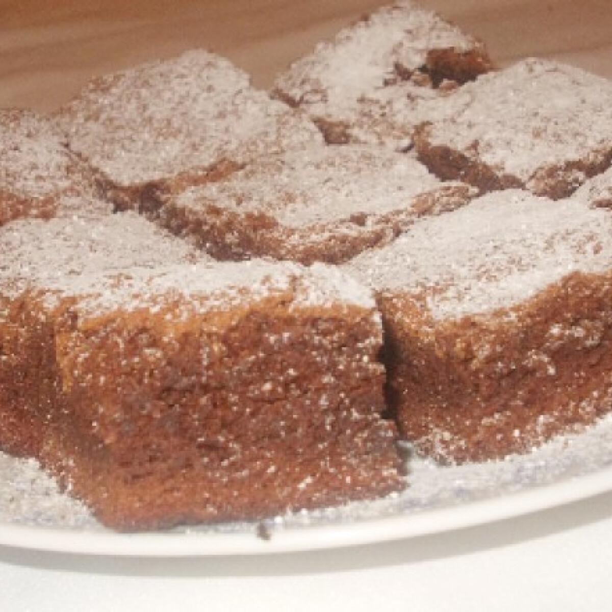 Ezen a képen: Csokis süti erikamama konyhájából