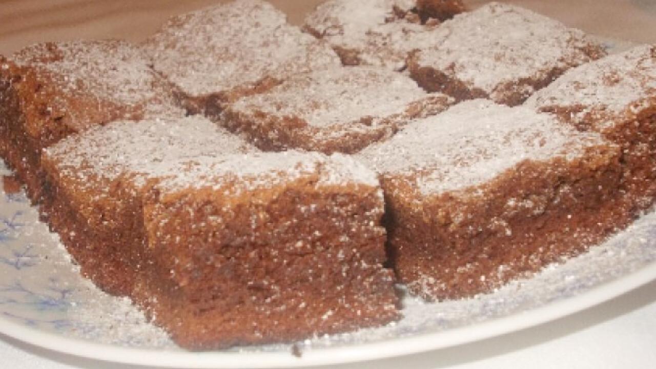 Csokis süti erikamama konyhájából
