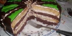 Gesztenyés-tejszínes torta 8.