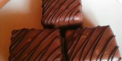 Csokoládés mignon ahogy Csillárka készíti