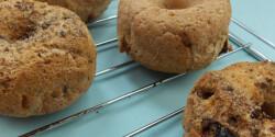 Aszaltparadicsomos mini bagel