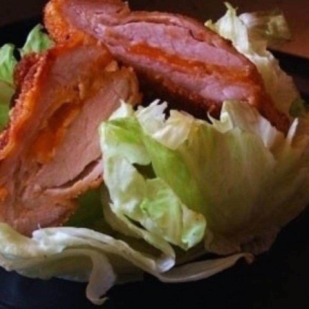Ezen a képen: Cordon Bleu 2. -borjúhúsból
