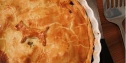 BBC csirkés-pórés pite