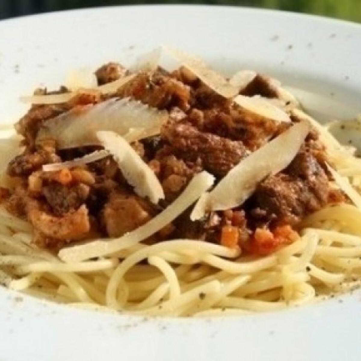 Kacsaragus spagetti