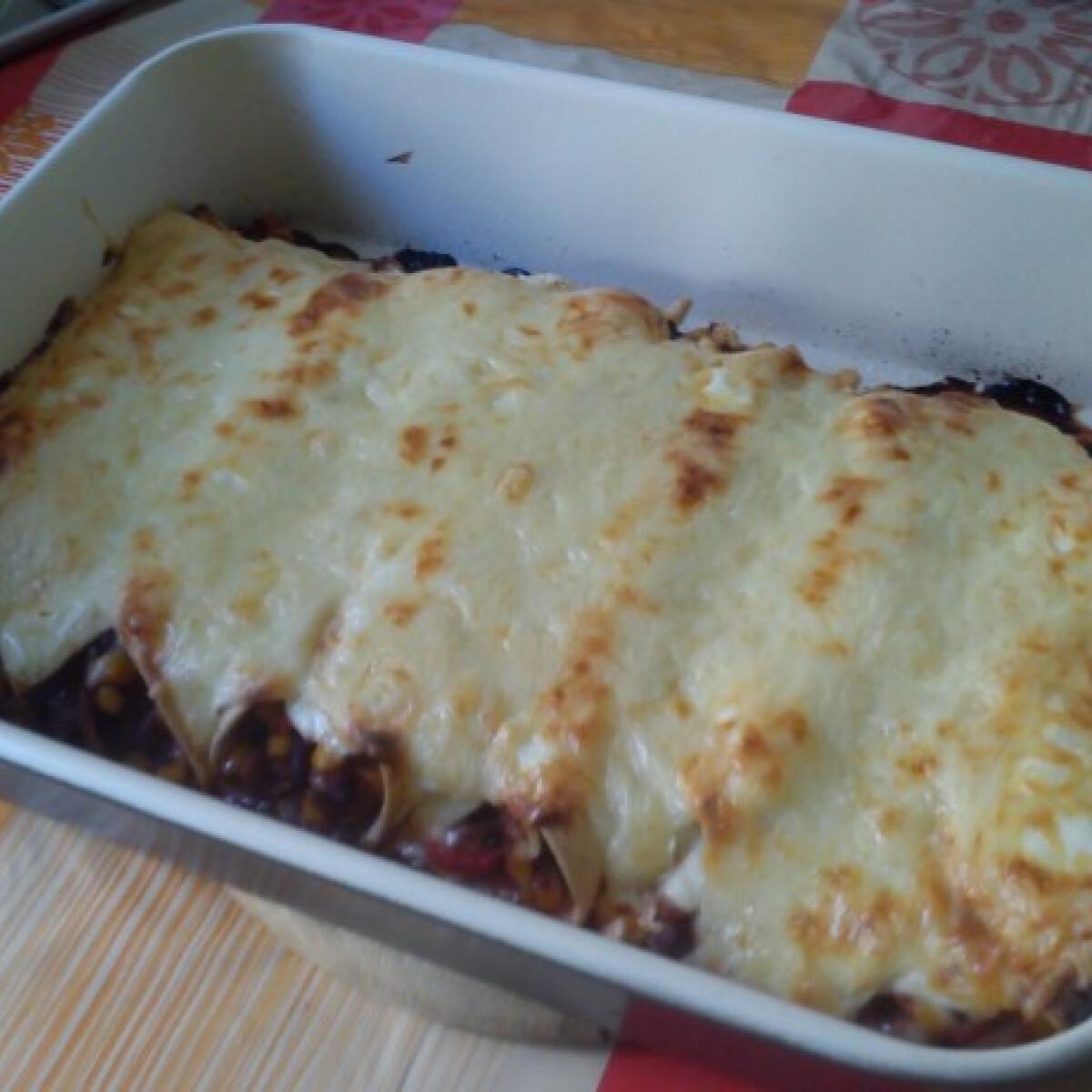 Ezen a képen: Loco enchilada