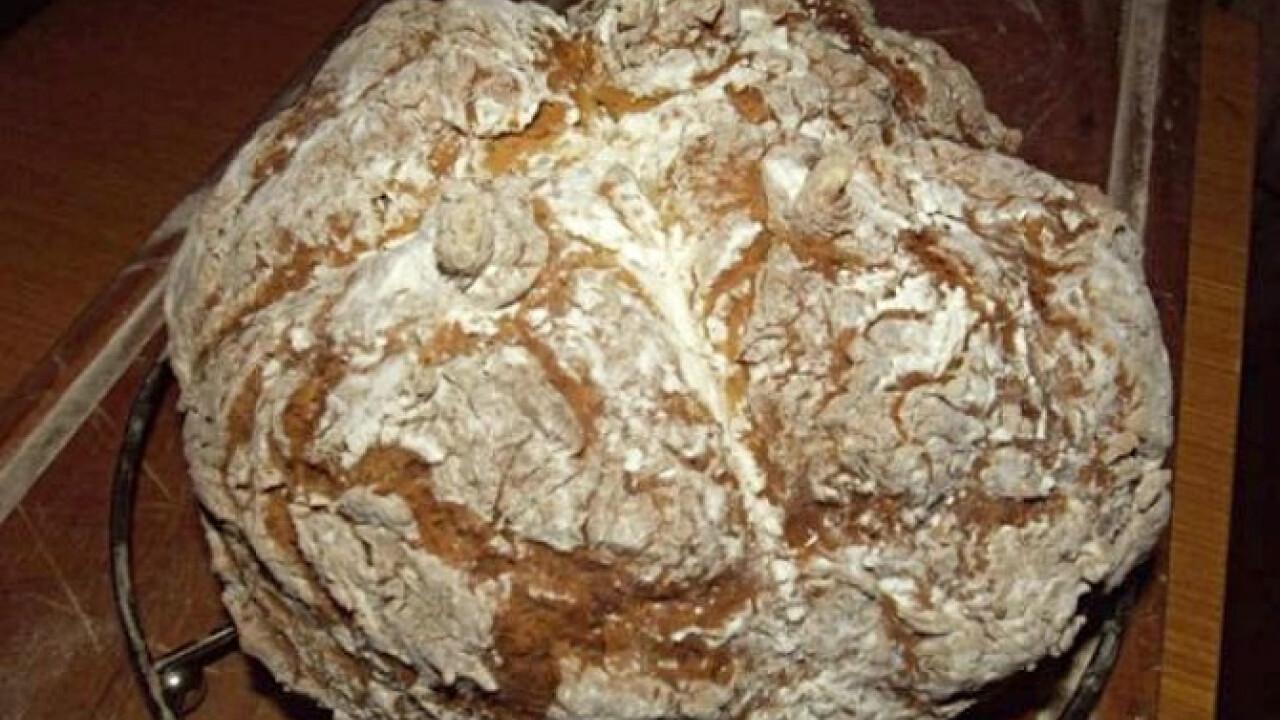 Szódás kenyér ahogy Pex készíti