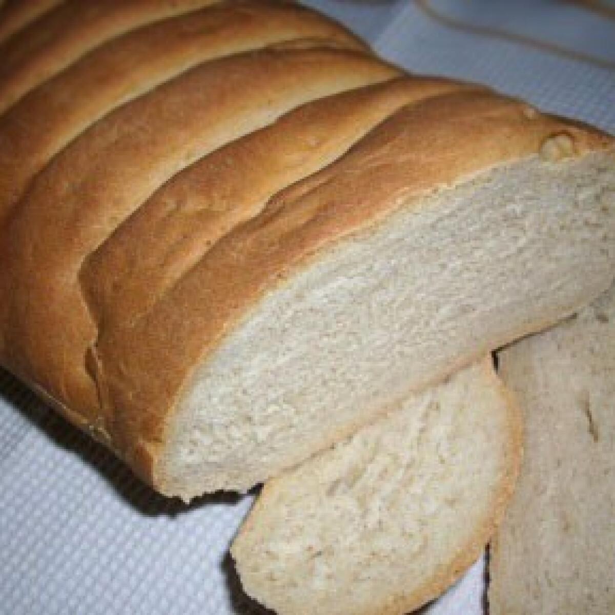 Ezen a képen: Francia kenyér 3. - mézzel