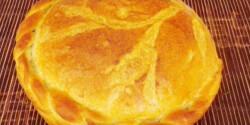 Fonott diabetikus lisztes kenyér