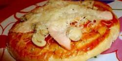 Pizza 14. - 10 perces