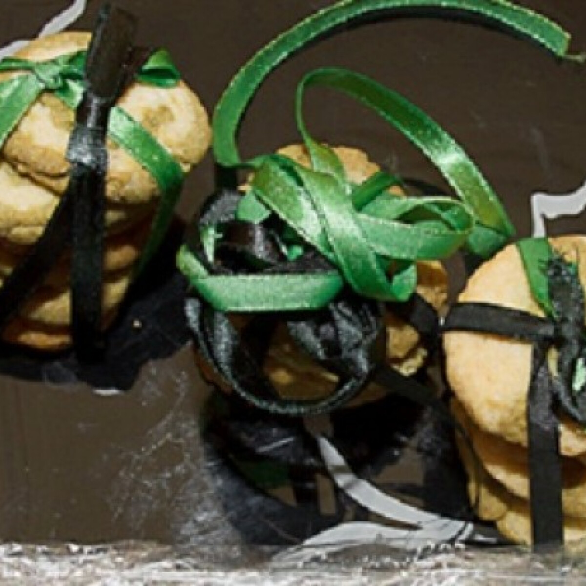 Ezen a képen: Matcha cookie