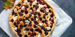 Szőlős-mazsolás pizza