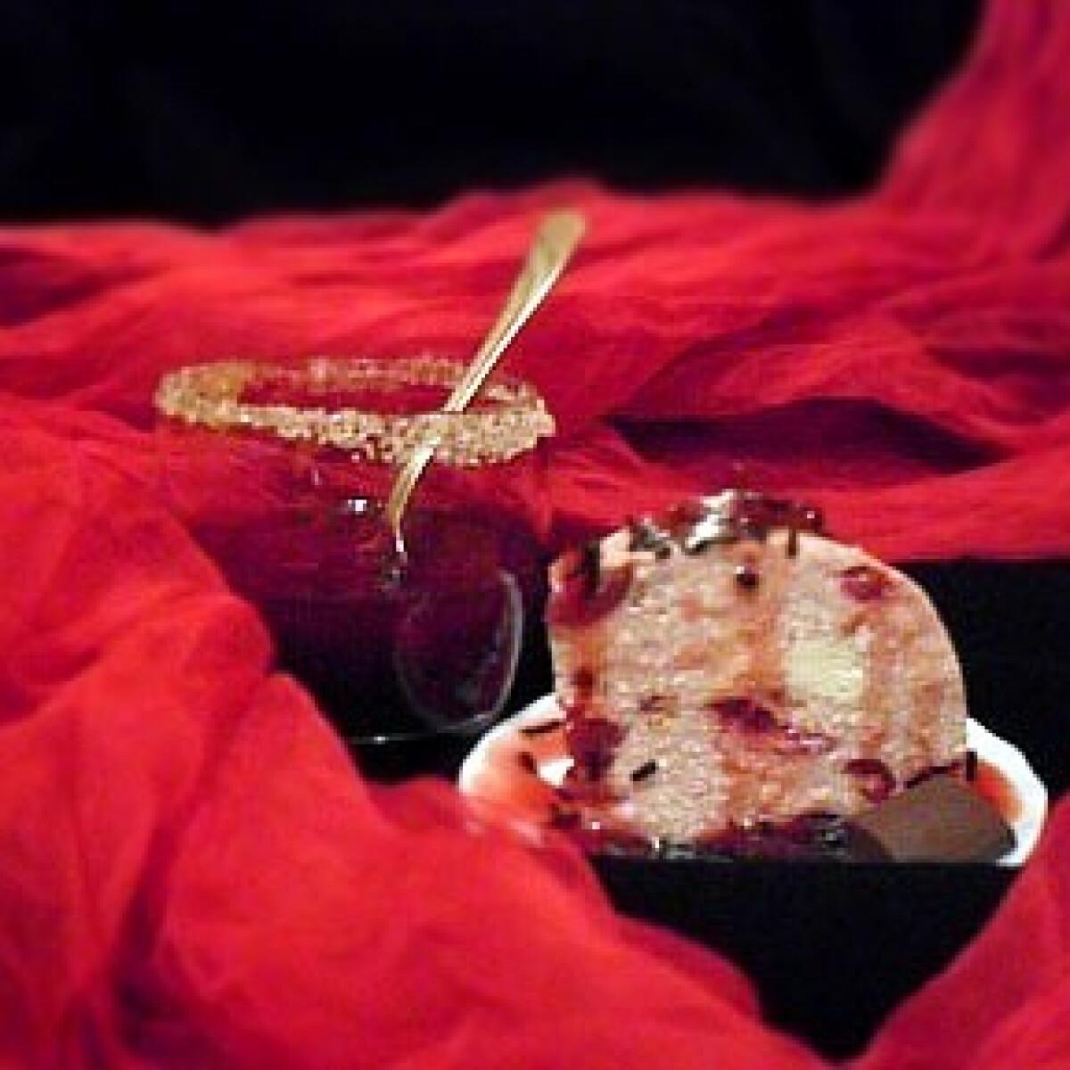 Ezen a képen: Meggyes-túrós álomdesszert