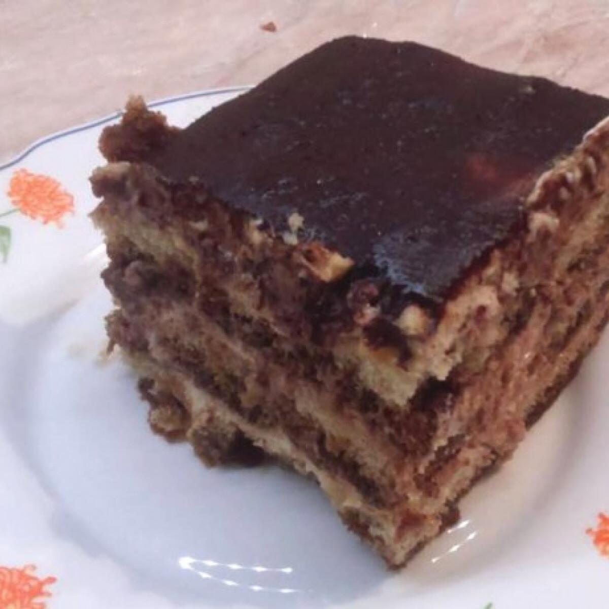 Ezen a képen: Tiramisu Barbi84 konyhájából