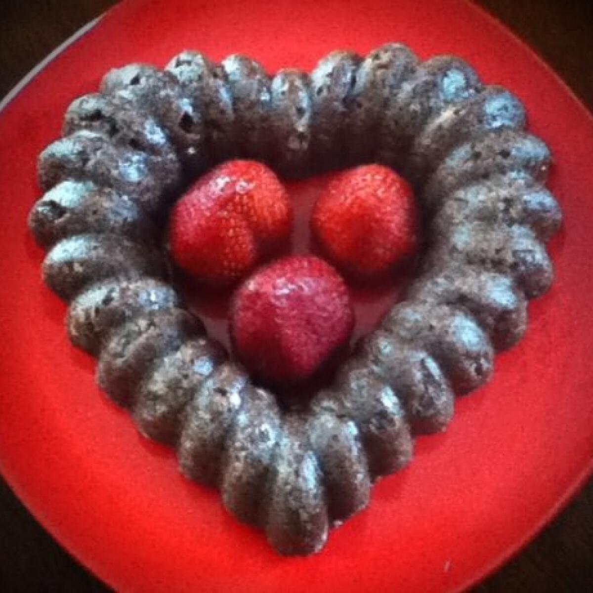Ezen a képen: Csokis darafelfújt