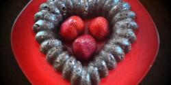 Csokis darafelfújt