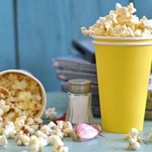 Házi popcorn variációk